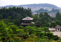 日本银阁寺 (Ginkaku-ji)