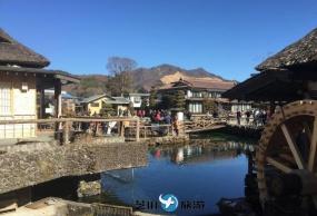 日本世界遗产富士山・山中湖露天温泉东京包车一日游