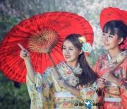 日本东京七色写真馆和服体验
