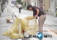 日本的垃圾细分到10种以上 每天回收种类也不同