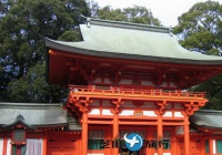日本琦玉冰川神社